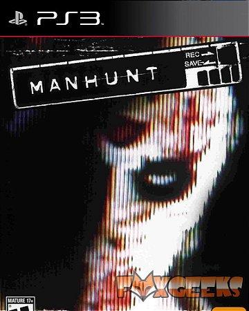 Manhunt 1 (CLÁSSICO PS2) [PS3]