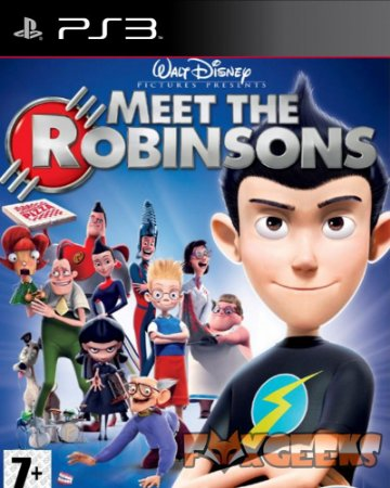Meet The Robinsons (CLÁSSICO PS2) [PS3]