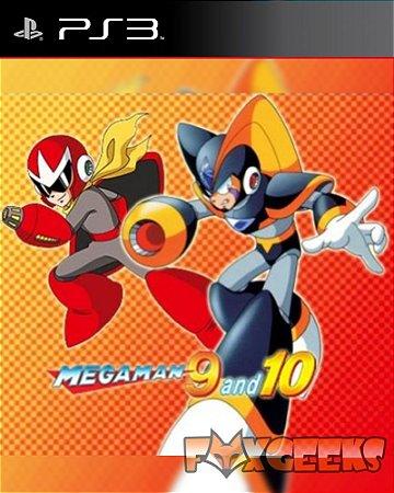 Mega Man 9 & 10 Combo Pack [PS3]