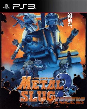 Metal Slug 2 [PS3]