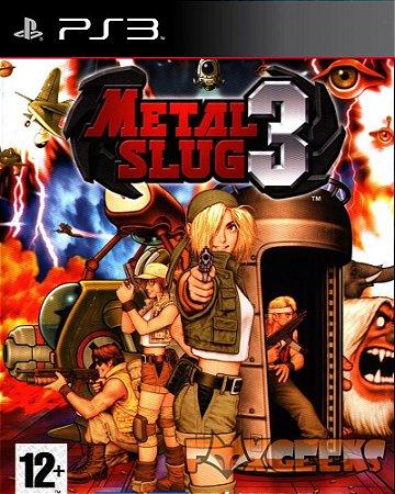 Metal Slug 3 [PS3]