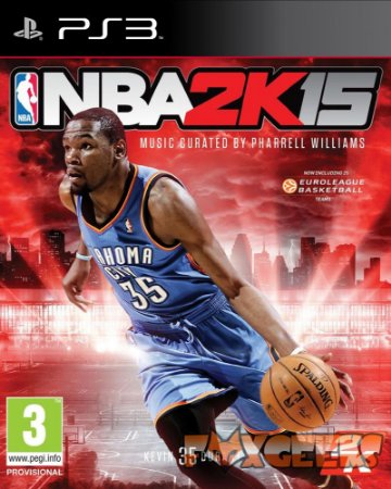 NBA 2K15 [PS3]