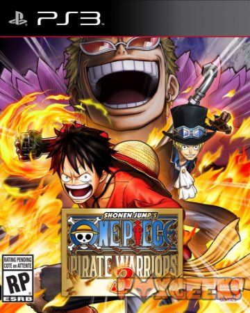 One Piece: Pirate Warriors 3 [PS3]