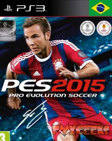 PES 2015 [PS3]