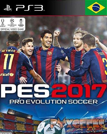 PES 2017 [PS3]