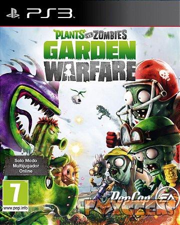 Plants vs Zombies: Garden Warfare [PS3]
