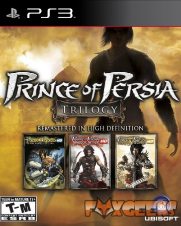 Prince of Persia Classic Trilogy HD [PS3]