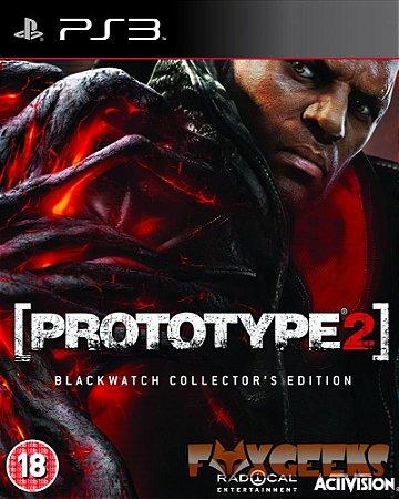 Prototype 2 Edição Dourada [PS3]