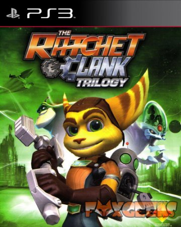 Ratchet & Clank Trilogy [PS3]