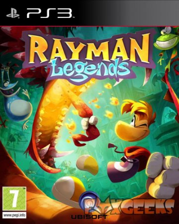 Rayman Legends [PS3]