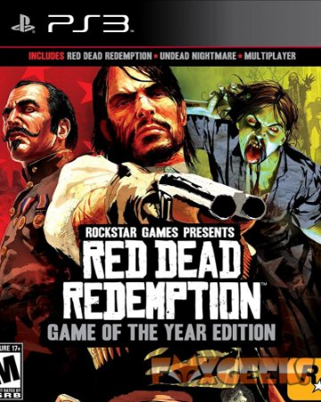 Red Dead Redemption & Undead Nightmare Collection [PS3]