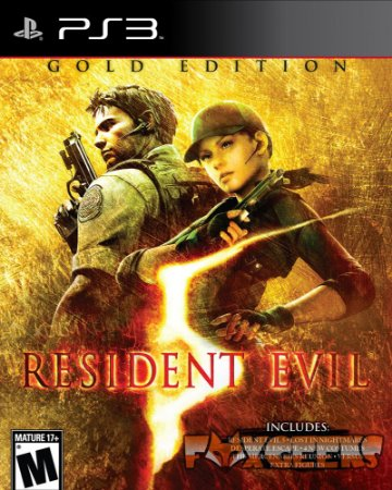 Resident Evil 5 Gold Edition [PS3]