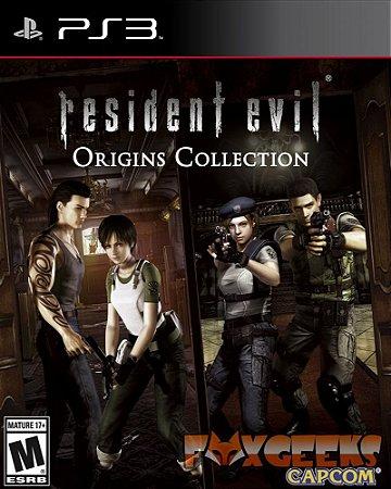 Resident Evil: Deluxe Origins Bundle [PS3]