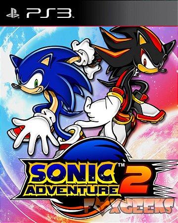 Sonic Adventure 2 [PS3]