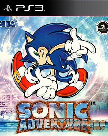 Sonic Adventure [PS3]