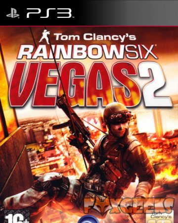 Tom Clancy's Rainbow Six Vegas 2 [PS3]