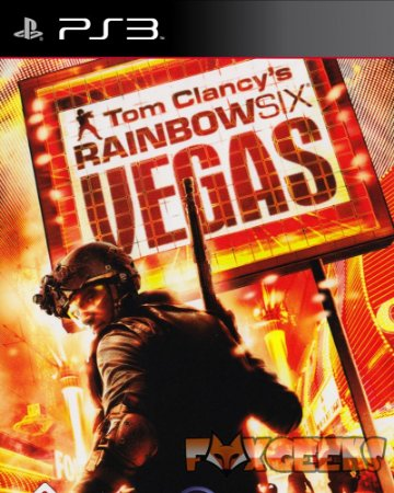 Tom Clancy's Rainbow Six Vegas [PS3]