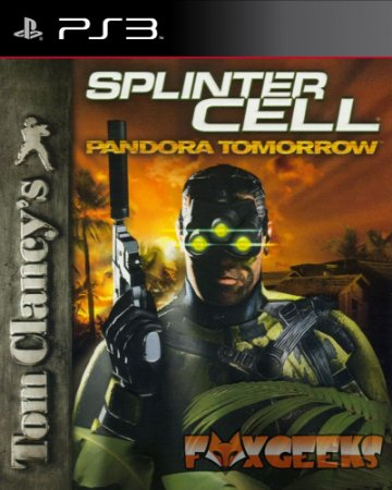Tom Clancy's Splinter Cell Pandora Tomorrow [PS3]