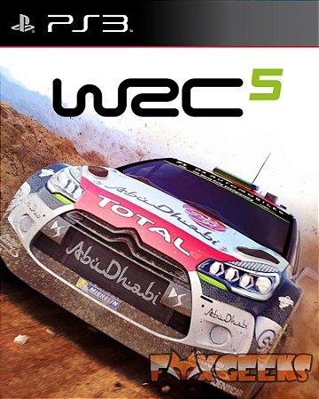 WRC 5 FIA World Rally Championship [PS3]