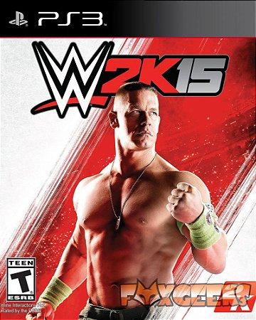 WWE 2K15 [PS3]