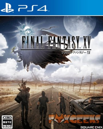 Final Fantasy XV Royal Edition [PS4]