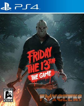 Friday The 13th: The Game [PS4]