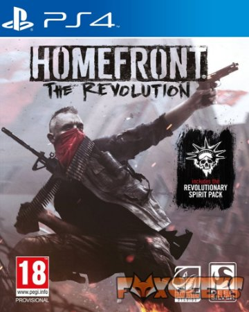Homefront The Revolution [PS4]