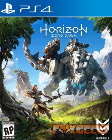 Horizon Zero Dawn: Complete Edition [PS4]