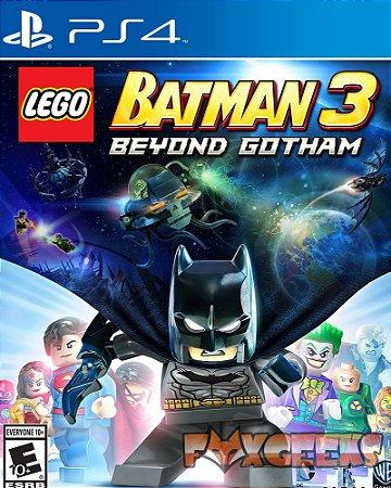 LEGO Batman 3: Além de Gotham [PS4]