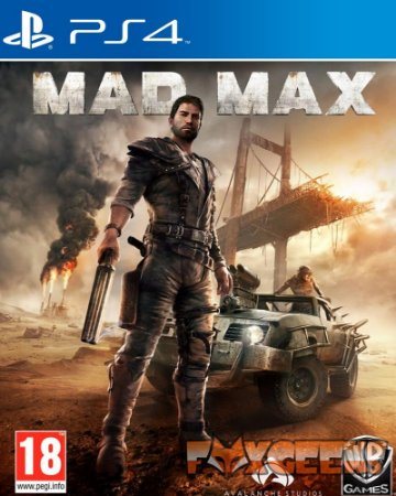 Mad Max [PS4]
