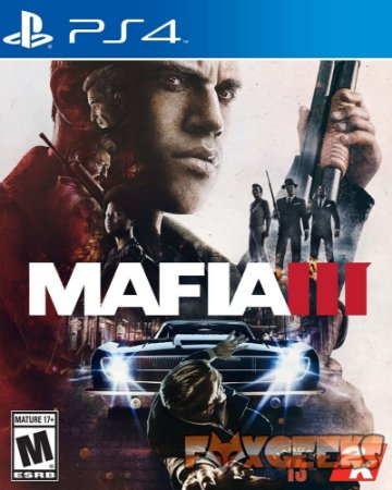 Mafia 3: Definitive Edition [PS4]