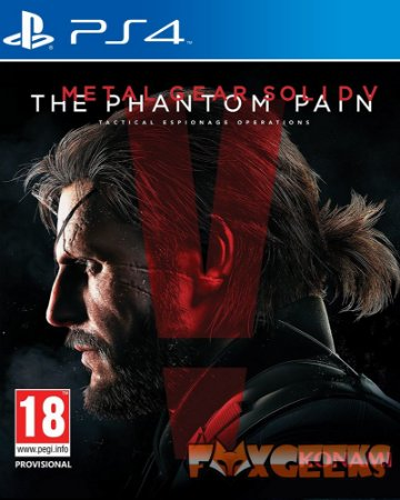 Metal Gear Solid V: The Phantom Pain [PS4]