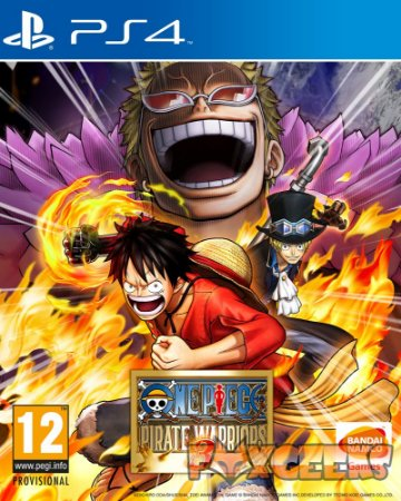 One Piece: Pirate Warriors 3 [PS4]