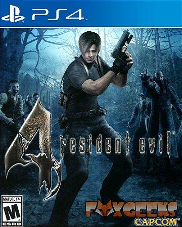 Resident Evil 4 [PS4]