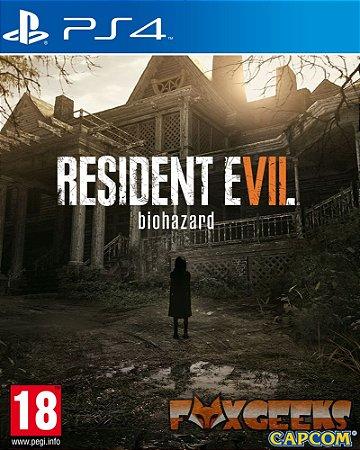 Resident Evil 7 Biohazard [PS4]