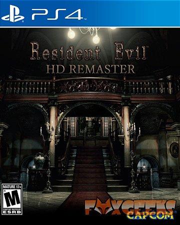 Resident Evil HD [PS4]