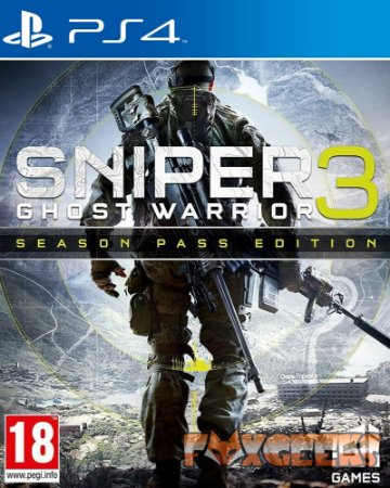 Sniper Ghost Warrior 3 Season Pass Edition [PS4]
