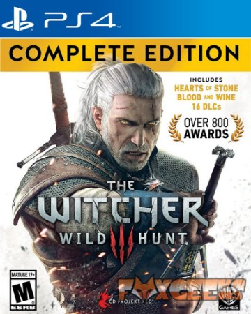 The Witcher 3: Wild Hunt Complete Edition [PS4]