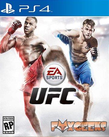 UFC [PS4]