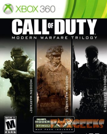 Call of Duty: Modern Warfare Trilogy [Xbox 360]
