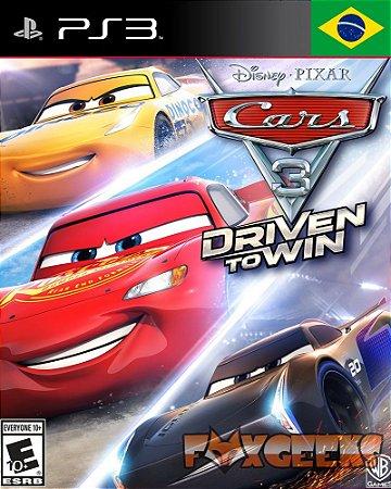 Carros 3: Correndo para Vencer [PS3]