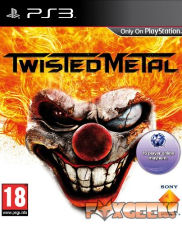 Twisted Metal Ultimate [PS3]