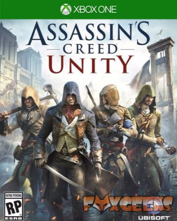Assassin's Creed Unity [Xbox One]