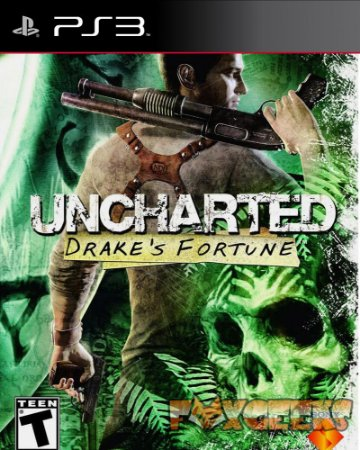 Uncharted Dual Pack [PS3]