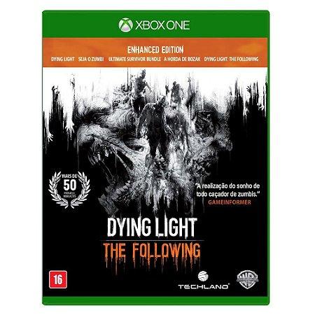 Dying Light: The Following - Edição Aprimorada - Português [Xbox One]