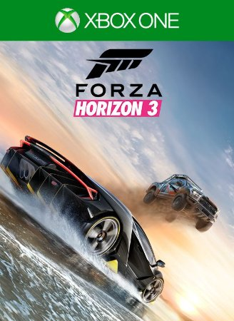 Forza Horizon 3 [Xbox One]