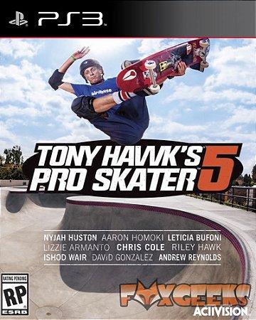 Tony Hawk's Pro Skater 5 [PS3]
