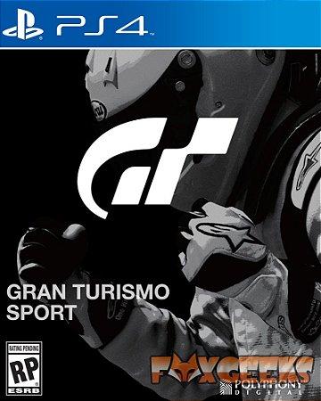Gran Turismo Sport [PS4]
