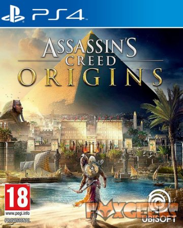 Assassin's Creed Origins [PS4]