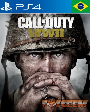 Call of Duty: WW II Edição Ouro - Português [PS4]